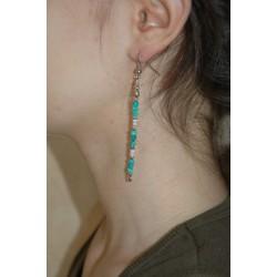 boucles d oreilles