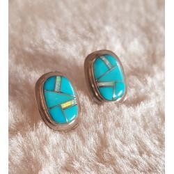 Boucles d'oreilles Navajo