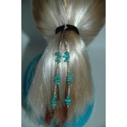 elastique pour cheveux