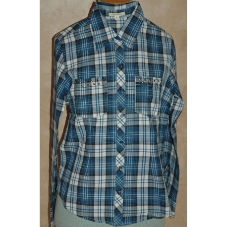 chemise country femme